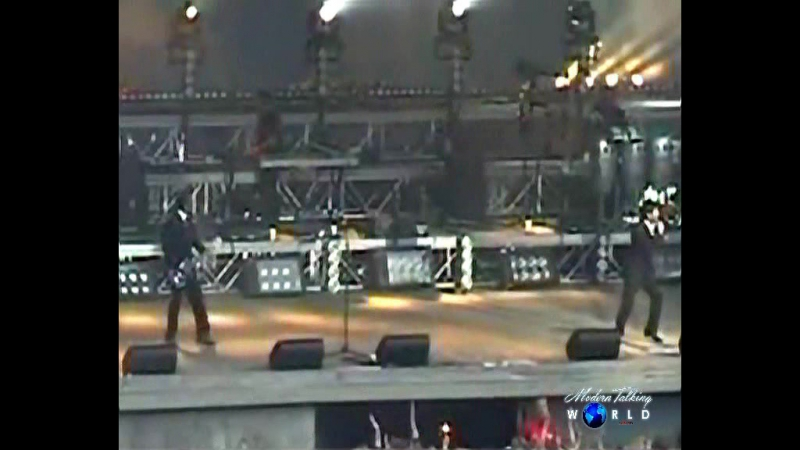 Modern Talking - Everybody Needs Somebody (The Last Concert, Berlin, 21.06.2003) MTW