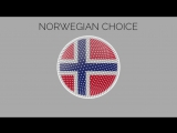 Norwegian Choice 10. First Semi-Final.