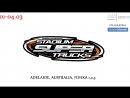 Robby Gordon Stadium Super Trucks, Adelaide, Australia, 2 этап, Гонка 2, 3.03.2018 545TV, A21 Network