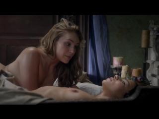 Nudes actresses (Jessica Parker Kennedy, Jessica Prince) in sex scenes / Голые актрисы (Джессика Паркер Кеннеди, Джессика Принс)