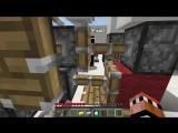 HappyTown - LeTSPLaySHiK Minecraft прохождение карты #1 - MiSTiK и LaGGeR, логика!