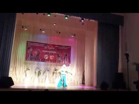 Курносова Елена - Эстрадная песня_Sawa 3atoul - Восточный танец