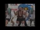 Виктор Налейкин - присед 370 кг