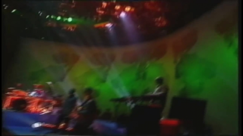 Massive Attack Angel live on Jools Holland 1997