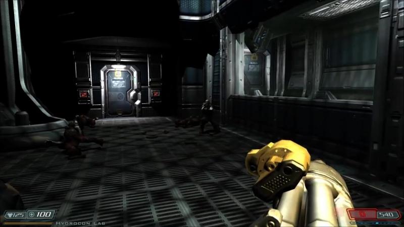 Doom 1993 - 2016 - Weapon Comparison_HD.mp4