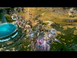 Геймплей Lineage 2- Revolution