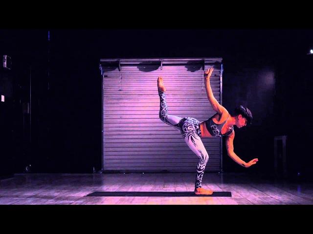 THE ORIGINAL YOGA DANCE. YOGANCE CREATOR @cuchira on INSTAGRAM.