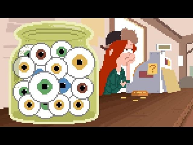 Pixel Gravity Falls