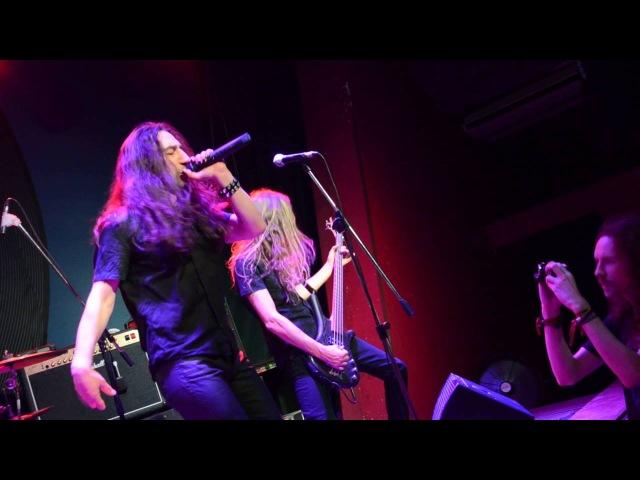 Kissin Black - Ever Enough (14.10.2016 Moscow Mezzo Forte )
