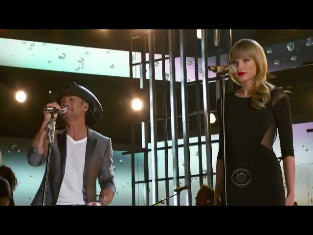 Tim McGraw ft Taylor Swift Keith Urban Highway Don't Care