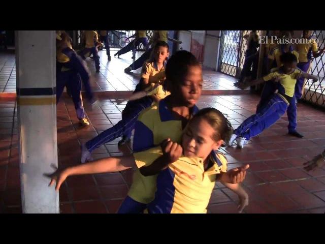 Así ensayan los ganadores del Mundialito de Salsa 2012