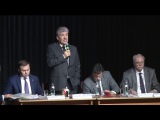 Встреча Павла Грудинина с избирателми (Санкт-Петербург 19 января 2018)