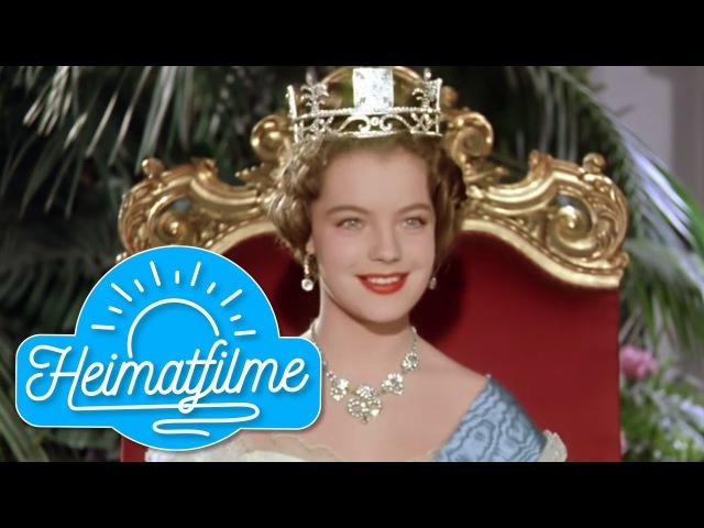 Romy Schneider in Mädchenjahre einer Königin | Victorias und Alberts Walzer | 1954 HD