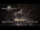 В новом геймплейном видео Monster Hunter World показали битву героя против двух чудовищ