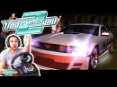 Начинаем разносить 5й этап на топ тачках! - Need For Speed Underground 2 на руле Logitech G25