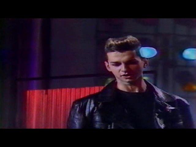 Depeche Mode - 16.12.1984 - La Belle Vie - Master And Servant