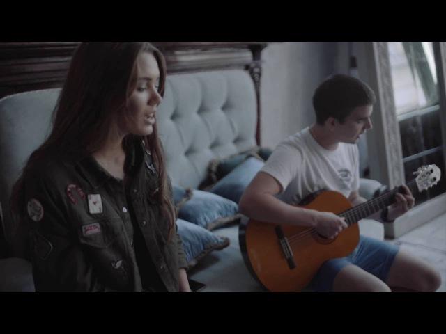 Aisha FEDUK - Заметался пожар голубой [live]   Aisha (Aиша) Cover