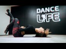 Стрип пластика в Москве, Чертаново. Школа танцев Dance Life. Strip plastic dance video