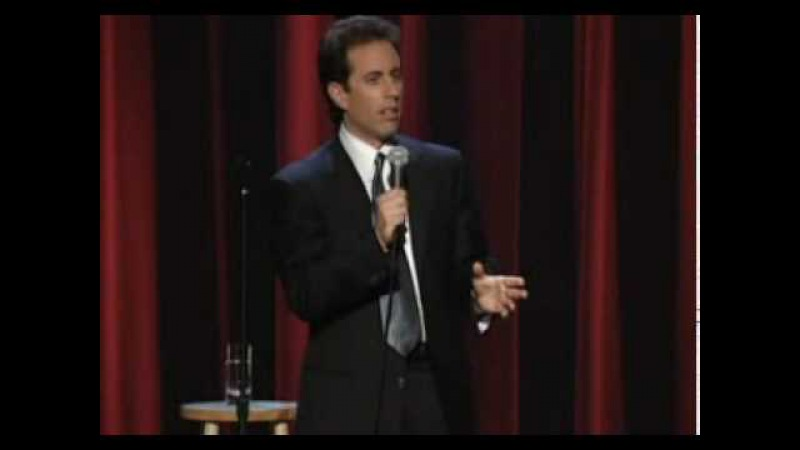 Jerry Seinfeld - The Supermarket Experience