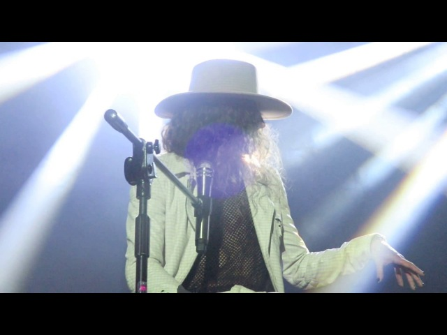 ..But baby, I just need one good one to stay... Michał Szpak at Palladium ( Rehearsal )