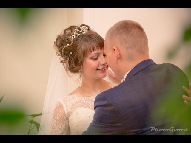 Денис и Татьяна - фотопрезентация свадьбы сентябрь 2017