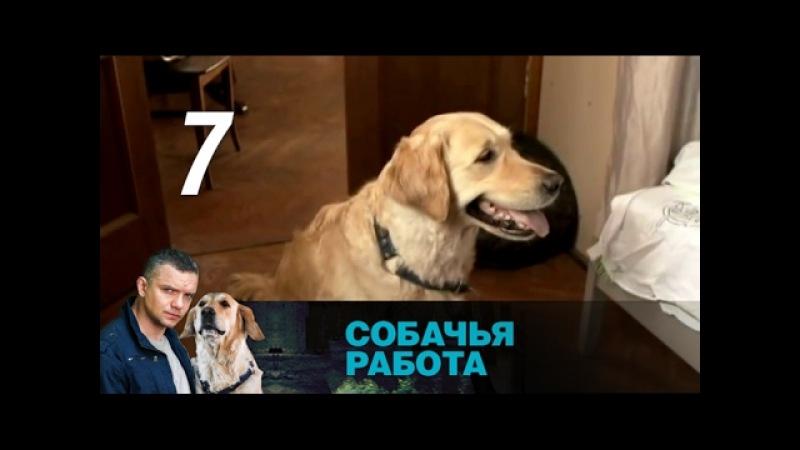 Собачья работа. Серия 7 (2012) Криминал, детектив @ Русские сериалы