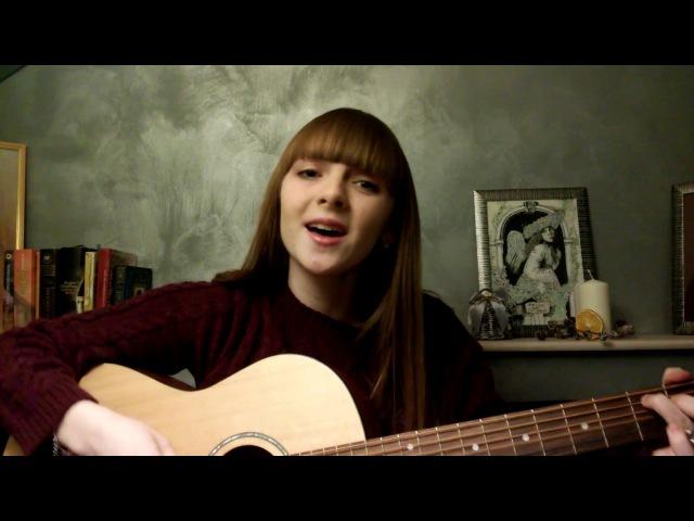 Анастасия Крупко - Калыханка (cover Рэспублiка Палiна)