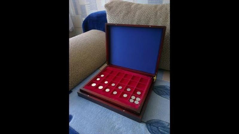Coin case.Кейс для хранения монет.Очень нужная вешь