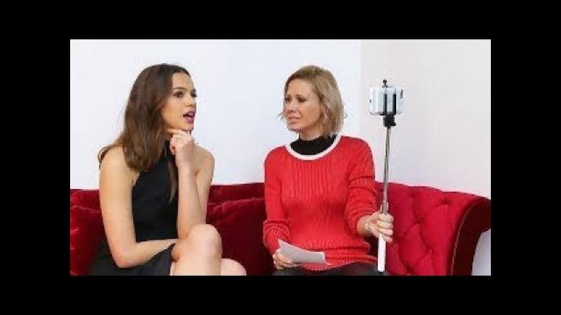 Bruna Marquezine abre a intimidade para Mônica Salgado no Vídeo Show 05/06/2017