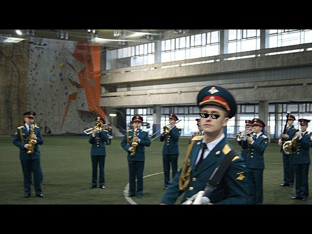 Военный оркестр Московского гарнизона 154
