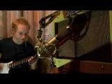 Импровизационное соло на электрогитаре.
