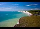 Интересные места Великобритании 1 - заповедник Семь Сестер Seven Sisters Park Beachy Head
