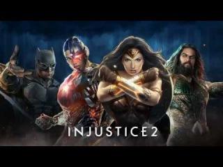 Лига Справедливости в мобильном Injustice 2