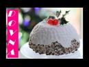 Торт БЕЗ выпечки за 1 минуту новогодний рецепт от Dovna Enterprises