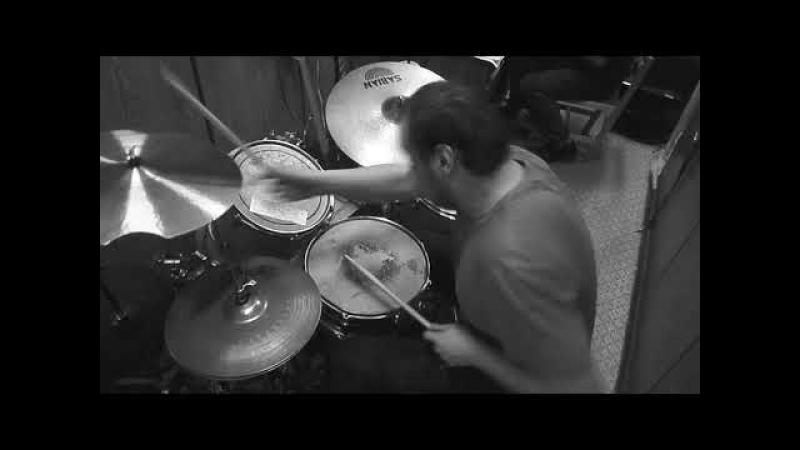 Meat Flagellator - Studio Drum Session (2016)