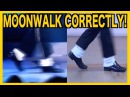 How To Moonwalk Like Michael Jackson CORRECTLY River Gibbs