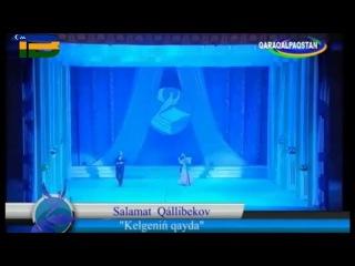 Salamat Qallibekov_Qayda | Саламат Қаллибеков_Қайда (Konsert version)
