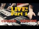 Analog Rytm Keys LIVE = Dataline Cuckoo 1:8