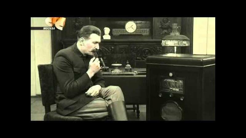 6 кадров. Сталин и радио