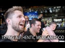 Trying Authentic Mexican Food with JUCA, Paola Maria Sascha
