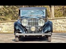 Bentley 4 Litre All Weather Tourer by Thrupp Maberly 1938