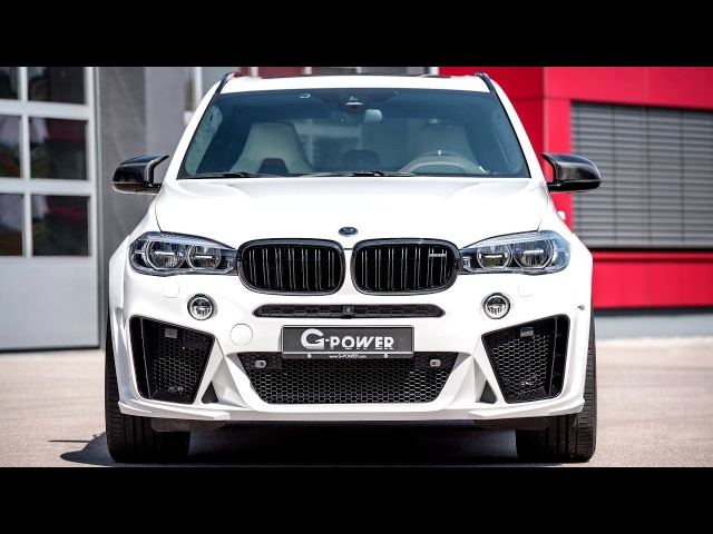 G Power BMW X5 M Typhoon F85 2017