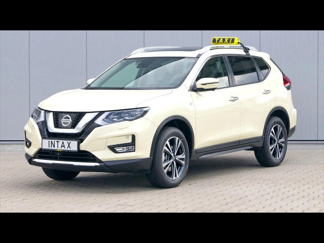 Nissan X Trail Taxi by INTAX T32 2017
