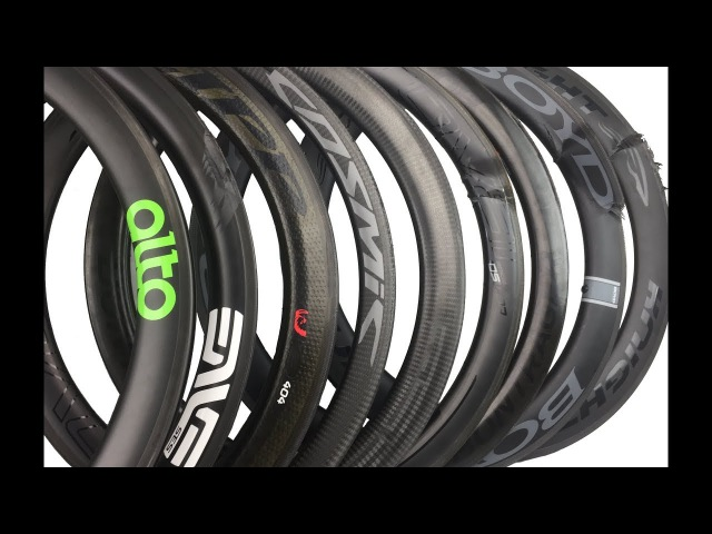 Alto Carbon Clincher Brake Track Testing presented by Spark Wheel Works
