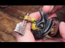 How to Wet Blend a Cloak for Shadespire Orruk Ironjawz IronSkull's Boyz Part 2