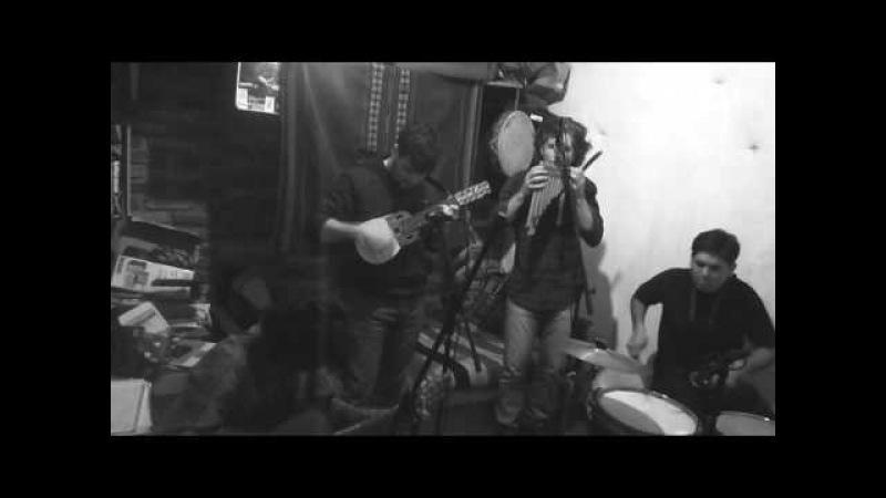 Tropilla Ranquel - Trote ranquel