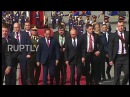 Egypt: Putin arrives to Cairo for bilateral talks with Sisi