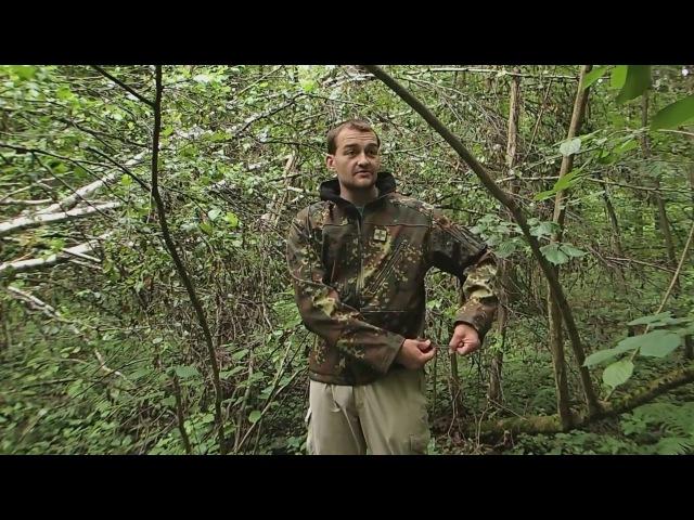 Обзор - Тактическая софтшел куртка Mil-Tec SCU 14 softshell flecktarn