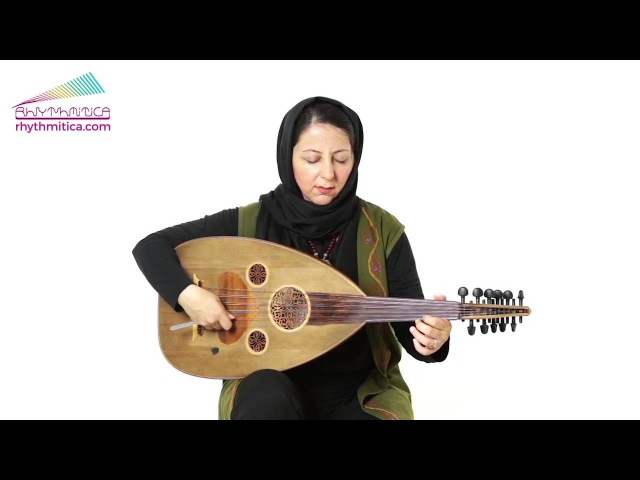 Chahar Mezrab Abu Ata by Hossein Alizadeh , Oud: Negar Bouban | چهارمضراب ابوعطا حسین علیزاده