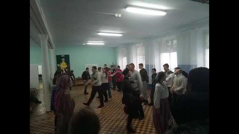 Вечерка в Заставе Ермак 13.01.2018